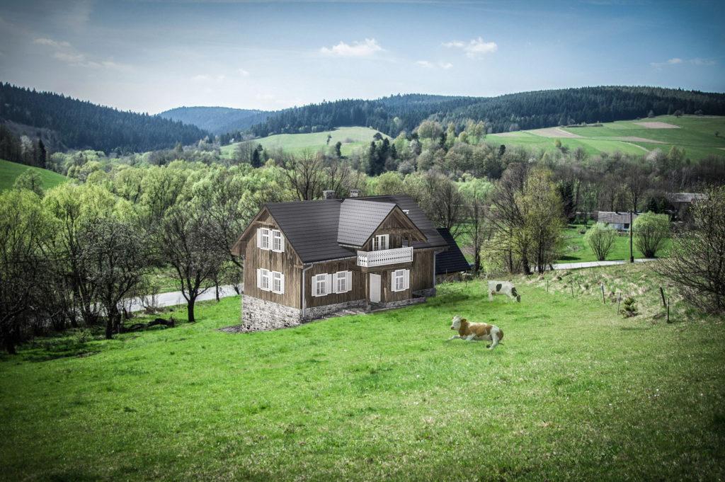 HSA - dom wBeskidach