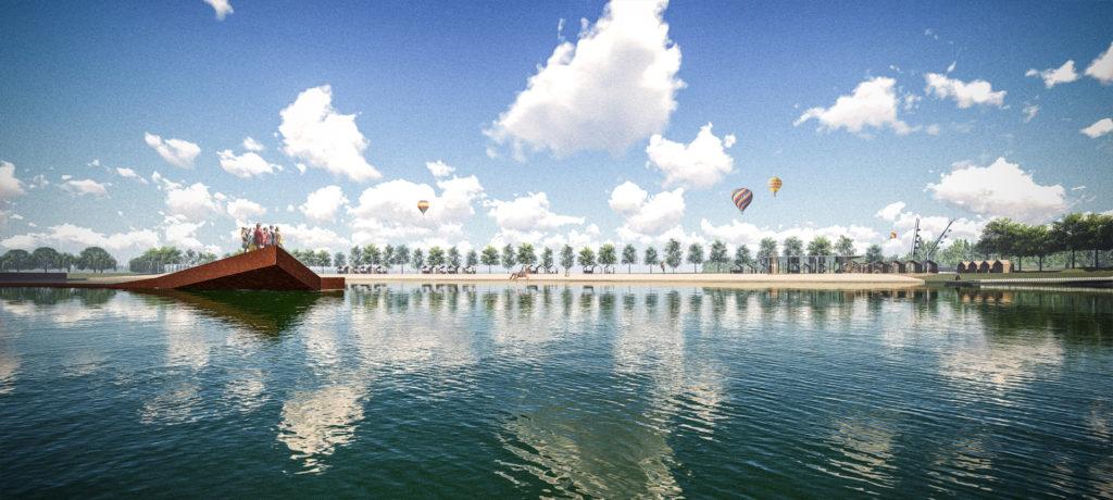 HSA - Przebudowa czterech obszarów wSolcu-Zdroju